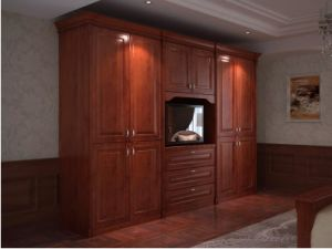 Modern Home Furniture in Sliding Door Wardrobe (zy-053) pictures & photos