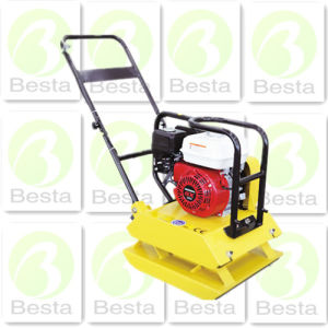 Gasoline Plate Compactor Hgc80 pictures & photos