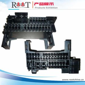 Precision Plastic Plug Injection Mould pictures & photos
