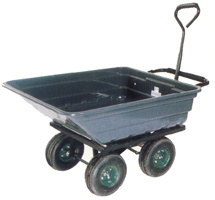 Outdoor Dump Cart pictures & photos