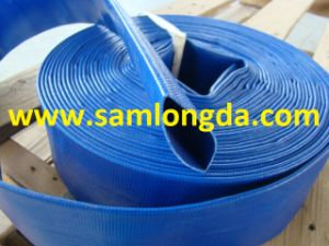 PVC Layflat Hose with High Quality Competitive Price pictures & photos