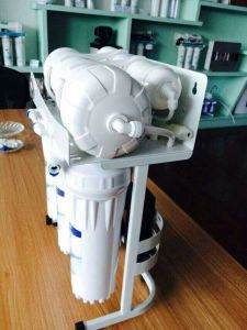 400gpd RO Purifier with Steel Frame and Pressure Gauge pictures & photos