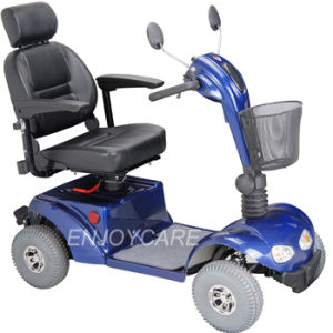 Four Wheels Blue 800W Scooter (EML48) pictures & photos