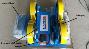 Welding Rotator Hdtr-1000 for Circular Welding pictures & photos