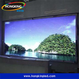 Indoor P4 Refresh Rate 1920Hz Full Color LED Display Panel pictures & photos