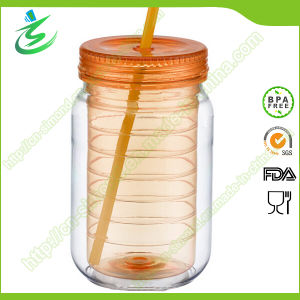 20 Oz Double Insulated as Mason Jar Without Lid (MJ-D1) pictures & photos