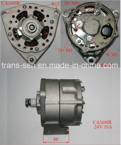 Bosch Auto Alternator for Mercedes Benz Trucks (0-120-489-316 CA568IR 24V 30A) pictures & photos