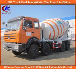 15000L North Benz Beiben Concrete Mixer Truck pictures & photos