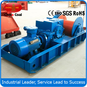 Explosion Proof Jh-14 Electric Power 140kn Prop Drawing Winch pictures & photos