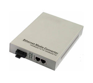 1000m Bi-Di Ethernet Media Converter (NMC-3672)