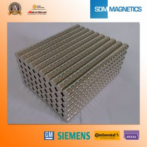 Strong Powerful Neodymium Cylinder Motor Magnet pictures & photos