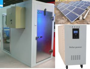 Solar Energy Cold Store