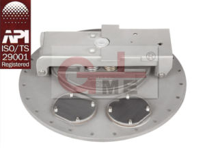 Aluminum Alloy Fuel Tanker Manhole Cover (C801A-460) pictures & photos