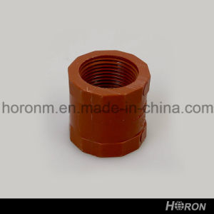 Pph Water Pipe Fitting-Male Thread Coupling-Elbow-Tee-Female Thread Coupling (3/4′′) pictures & photos