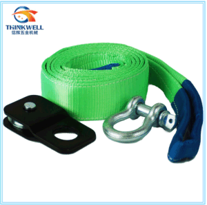 Factory Price Stamped Winch Pulley Snatch Block pictures & photos