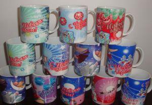Porcelain 11oc Cartoon Mugs (CT1367) pictures & photos