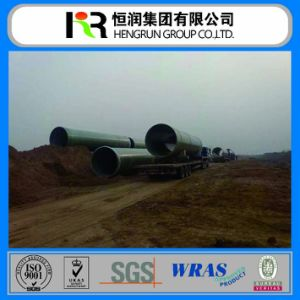 Large Diameter Hydraulic Transmission GRP/FRP Pipes pictures & photos