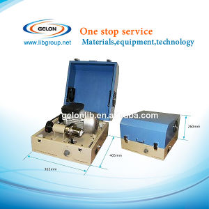 Automatic Planetary Ball Mill with 4 Alumina Jars (4 X 500mL) pictures & photos