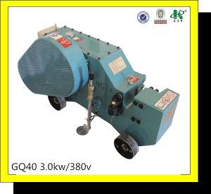 Gq40 Steel Cutting Machine pictures & photos