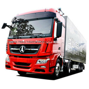 420HP Beiben V3 Truck Tractor Head with Mercedes-Benz Technology pictures & photos