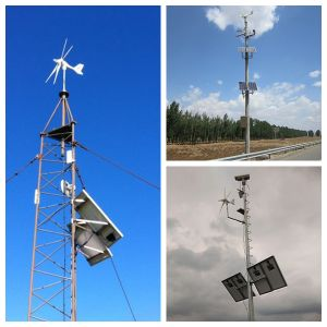 China Supply Wind Solar Hybrid System for Monitoring pictures & photos