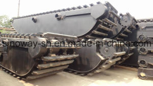 Pontoons Undercarriage for Cat and Komatsu (SWPU80/90) pictures & photos