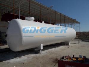 LPG Storage Tank 20 Feet ISO Tank Container