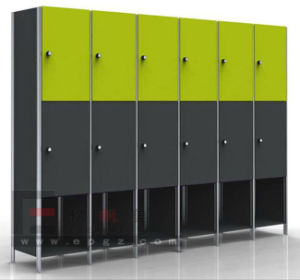 Phenolic Compact Laminate Cabinet for Staff Changing Room pictures & photos
