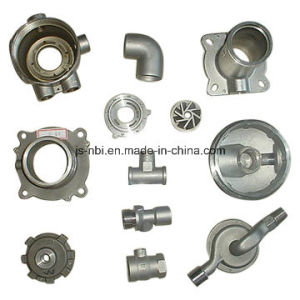 Stainless Steel Lost Wax Precision Casting Auto Part pictures & photos