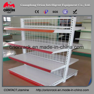 Supermarket Display Stand Shelf Racks pictures & photos