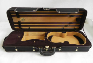 Light-Foamed Rectangular Violin Case (Xsz-28A)