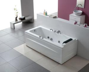 Wholesales Bathroom Acrylic Massage Bath Tub K-619