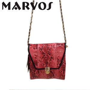 2016 New Fashion Shoulder Snake/Cobra Ladies′ Hand Bag (M10432)