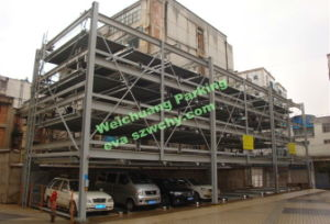 Psh Puzzle Type Automated Parking System pictures & photos