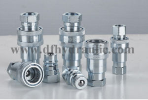 ISO 5675 Ball Valve Type Quick Release Coupling pictures & photos
