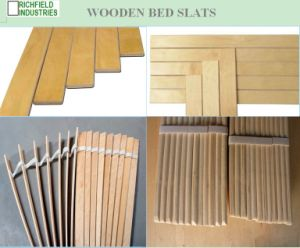 Poplar/Birch Bed Slat