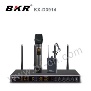 Digital Good Price Wireless Conference System Kx-D3914 pictures & photos