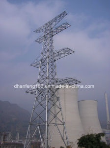 Power Transmission Line Steel Tower pictures & photos