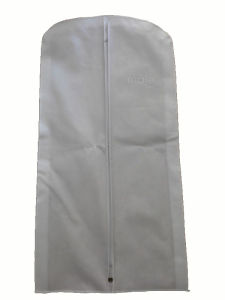 Non Woven Suit Cover with Depth (gusset) pictures & photos