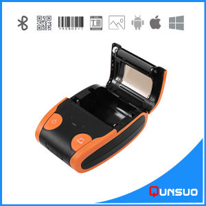 China Factory Supply Mini Thermal Printer Bluetooth for Receipt pictures & photos