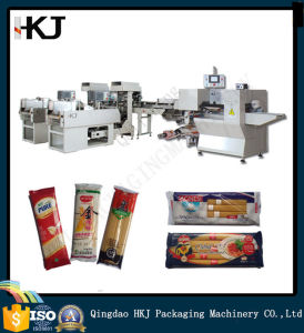 Automatic Pasta Packing Machine with Three Weighters pictures & photos