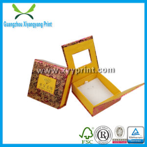 Paper Jewelry Gift Box Packaging for Ring Necklace pictures & photos