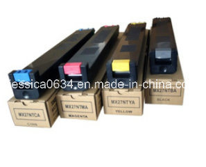 Compatible  Mx27 Toner Cartridge for Sharp Mx-2300n Mx-Mx-2700 Mx-Mx-2700g Mx-Mx-2700n Mx-Mx-3500n Mx-Mx-3501n-Mx-4501n pictures & photos