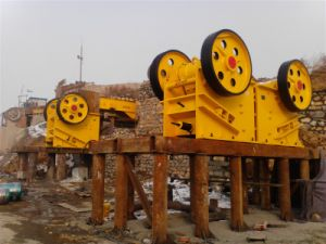 PE Series Rock/Stone/Jaw Crusher with High Quality (PE500*750) pictures & photos