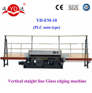 10 Motors Glass Edging Machine pictures & photos