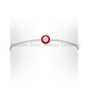 Hot Selling 925 Sterling Silver Jewellery Chiese Red Jewelry Set pictures & photos