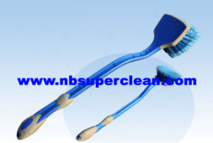 Long Hanlde Car Tyre Brush (CN1867) pictures & photos