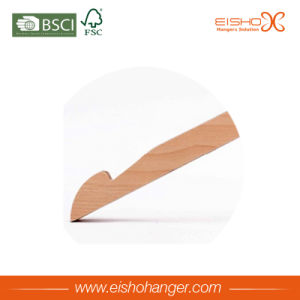 Noble High Quality Wooden Stick Hangers (3LYH0043) pictures & photos