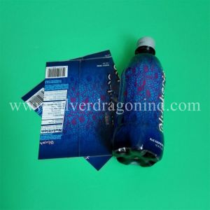 Custom Shrinkable Sleeve Label for Bottle/Can Wrapping pictures & photos