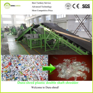 Dura-Shred PP PE Film Recycling Machine (TSD1340) pictures & photos